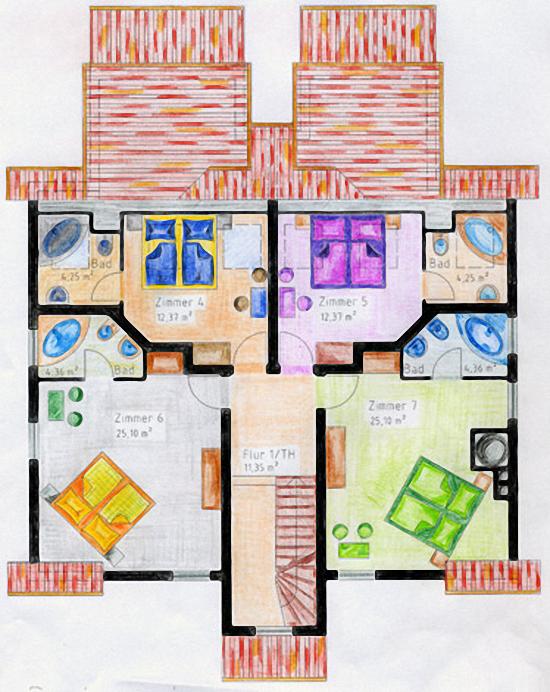 Ihr persönliches Traumhaus